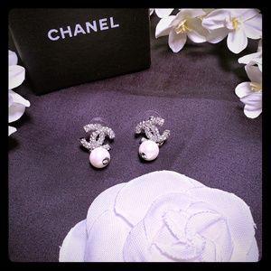 💖 Chanel CC earrings 💖